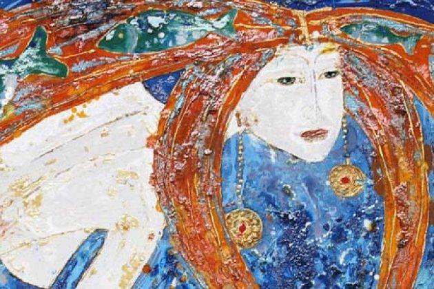 Выставка Анастасии Лангуровой «Первопричина»