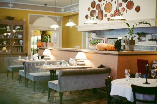 Ресторан «Mozzarella bar» на Большом пр. ПС