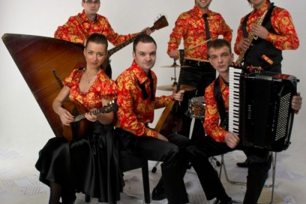 Концерт инструментального ансамбля «Бис-Квит»