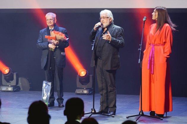 Церемония вручения премии «ТОП 50. Самые знаменитые люди Петербурга»