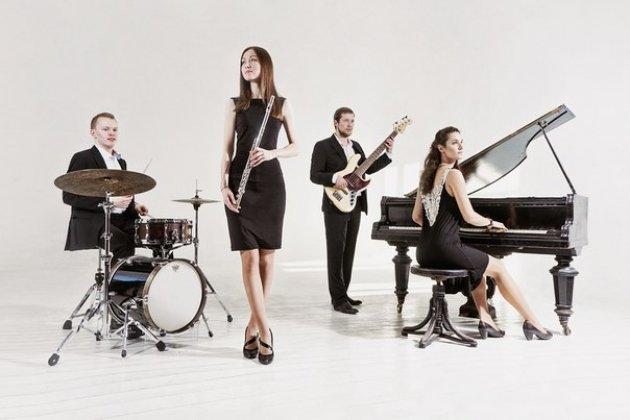 Концерт группы «Polly Quartet» и трио «Волков, Кондаков, Гайваронский»