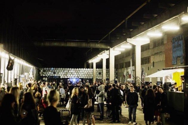 Фестиваль электронной музыки и современного искусства «Present Perfect»