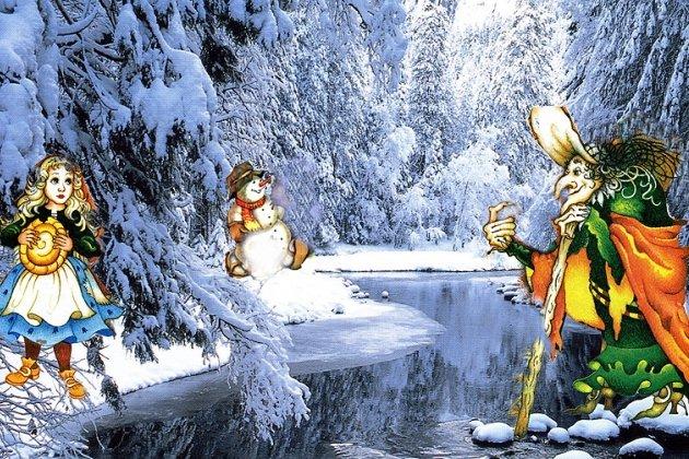 Спектакль «Невероятные приключения в Новогоднем лесу»