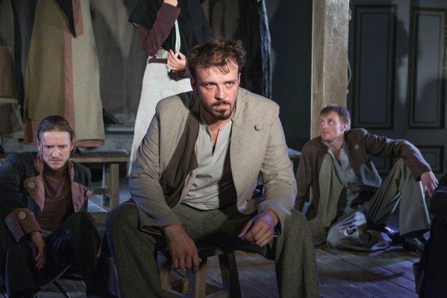 Спектакль «История пугачевского бунта»