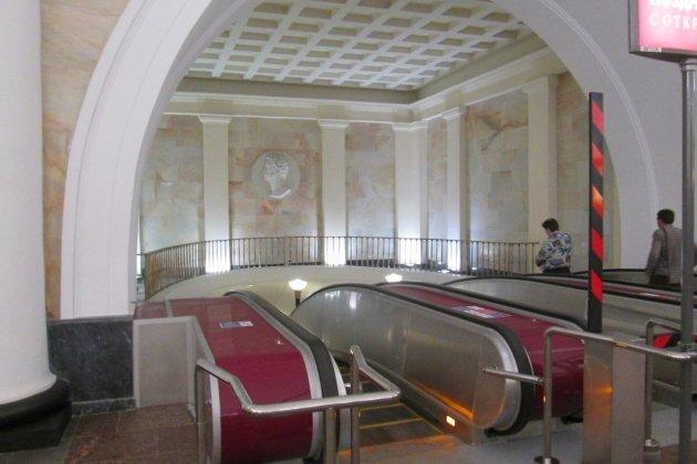 Станция «Пушкинская» открылась после капитального ремонта