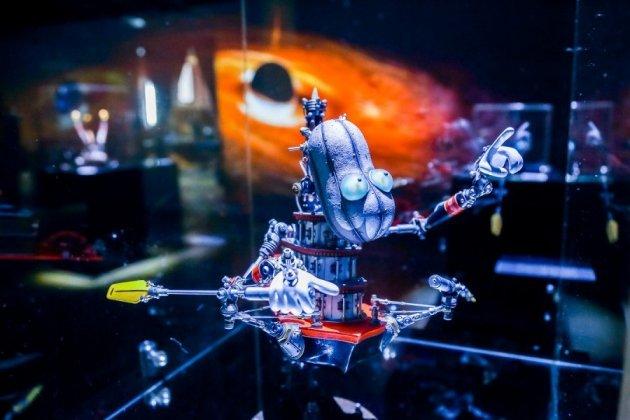 Выставка фантастических экспонатов из Японии «Таинственные Обитатели»