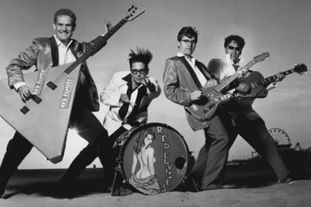 Концерт группы «Red Elvises»