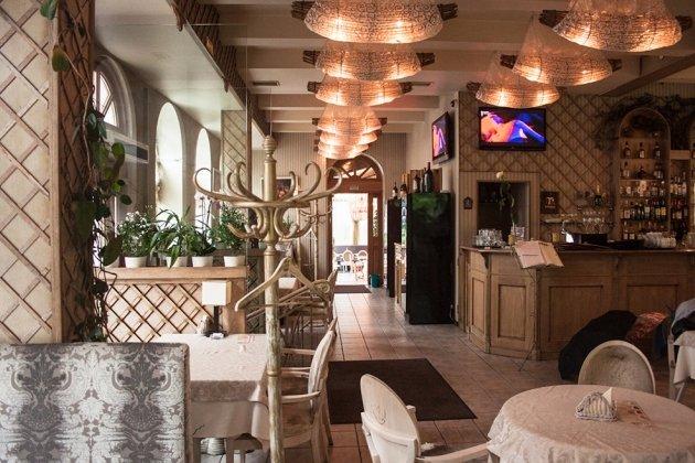 Ресторан Парк Джузеппе