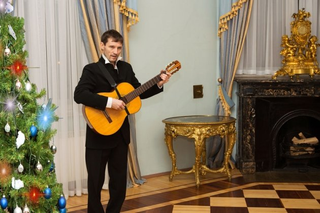 Концерт «Новогодний вечер русского романса»