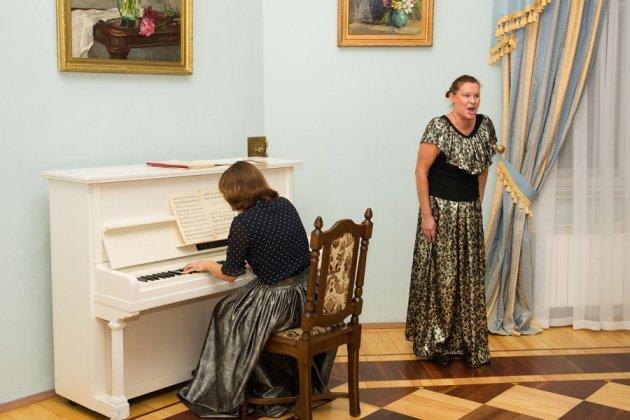 Вечер русского романса «Гори, гори, моя звезда…»