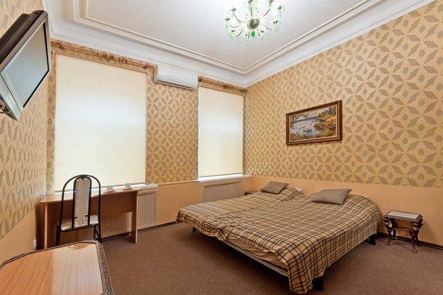 Отель «Бисквит»