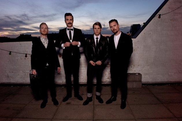Группа «Royal Republic» с презентацией альбома «Weekend Man»