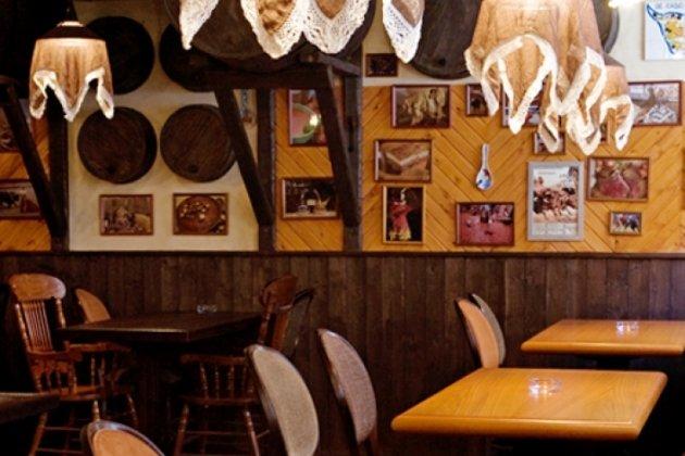 Ресторан «Барслона» на Рубинштейна