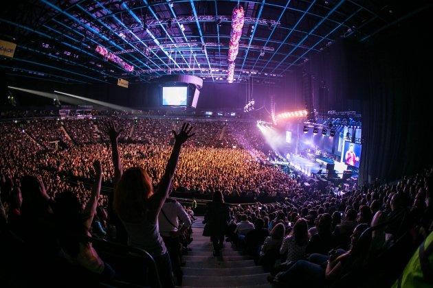 Группа «Руки Вверх» большая концертная программа «21»
