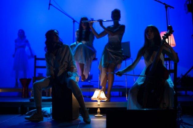 Концерт кавер-группы «Сестра Петра»