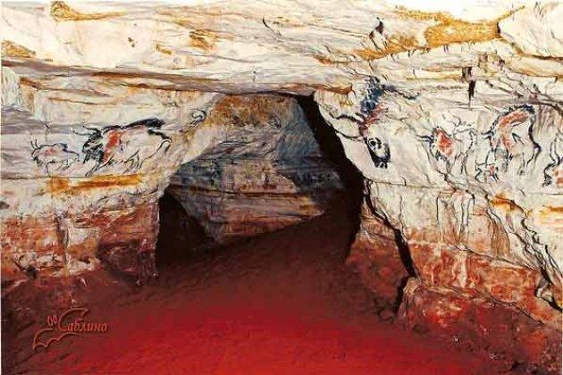 Саблинские пещеры под Петербургом-02