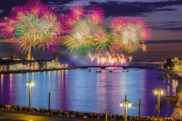 Салют 27 мая 2015 года на День города Санкт-Петербурга отменяется