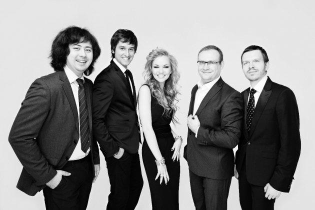 Концерт Саша Алмазова и Non Cadenza Trio на крыше