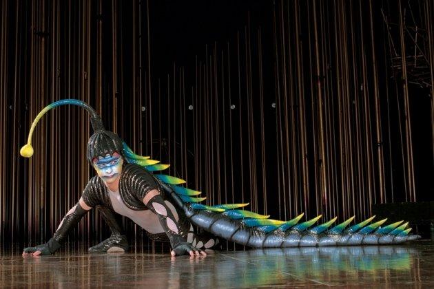 Шоу Varekai от Цирка дю Солей в Санкт-Петербурге