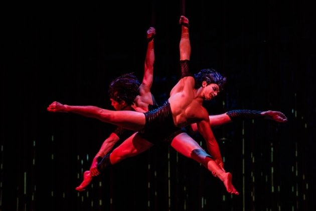 Шоу Варекай от Цирка дю Солей в Санкт-Петербурге
