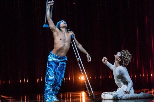 Шоу Varekai дю Солей в Санкт-Петербурге
