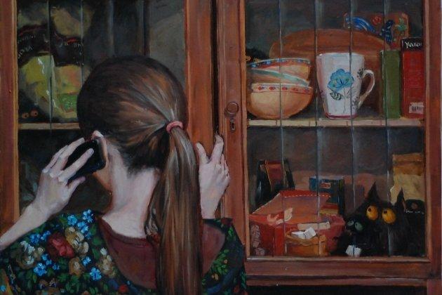 Выставка Светланы Симоненко «Куда исчезают вещи»