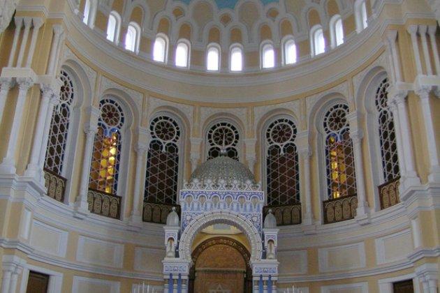 Большая хоральная синагога на Лермонтовском