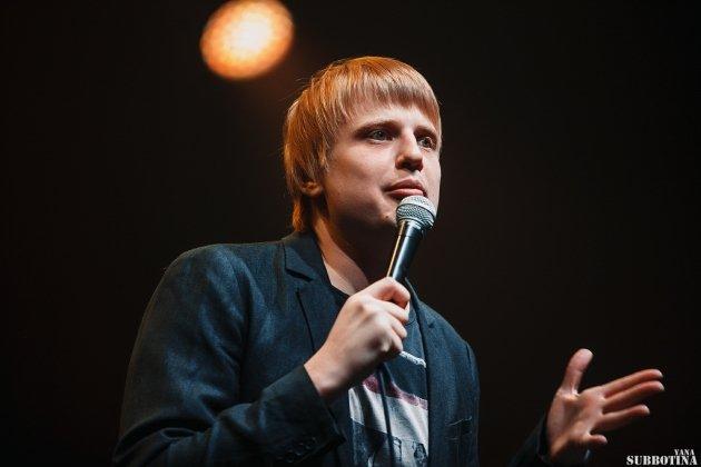 Концерт Славы Комиcсаренко. StandUp