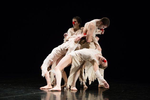 Международный фестиваль «Современный танец. 25 лет в Петербурге»+