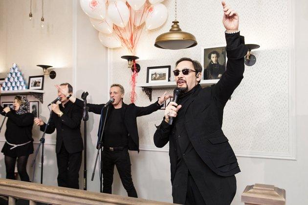 Стас Михайлов открыл в Петербурге ресторан «Коммуналка»