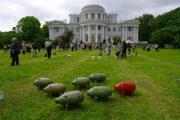 Центральный парк культуры и отдыха в Санкт Петербурге