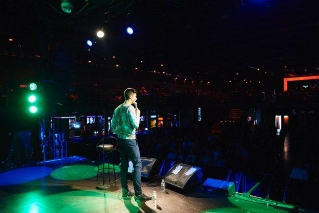 Большой концерт «StandUp Petersburg»
