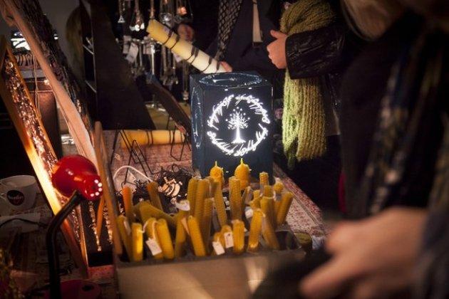 новогодняя handmade-ярмарка длявзрослых и детей в Лофт Проекте ЭТАЖИ