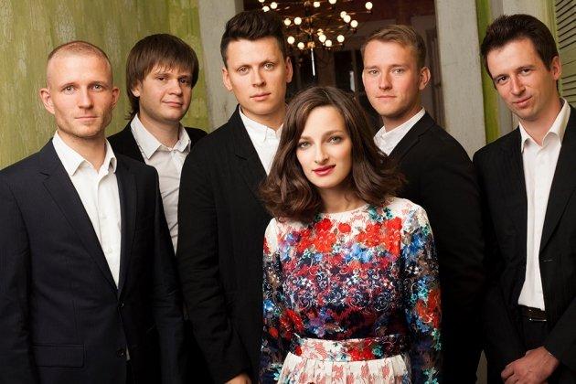 Презентация альбома Алины Ростоцкой и Jazzmobile