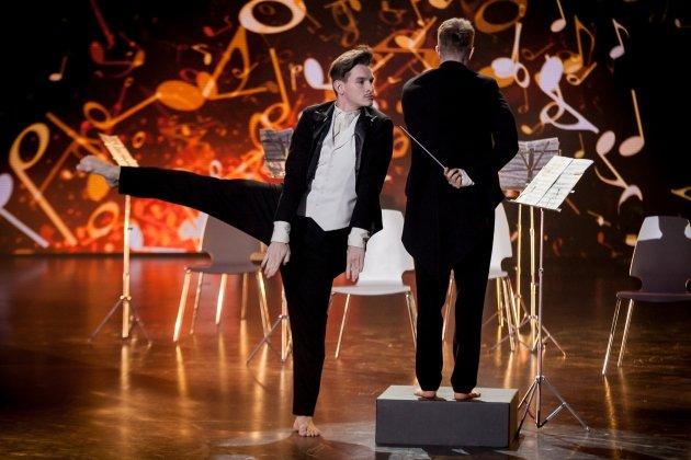 Большой концерт шоу «Танцы» на ТНТ. Третий сезон