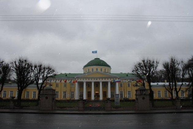 Таврический дворец Спб