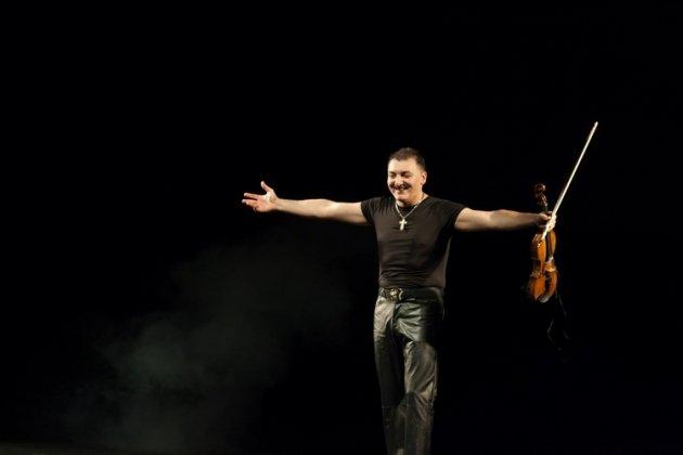 Сольный концерт скрипача-виртуоза Тиграна Петросяна
