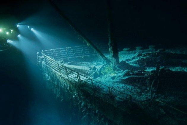 Выставка «Титаник. 100 лет истории».
