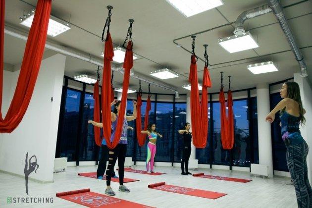 Студия растяжки «Top Stretching»
