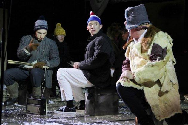 XVII международный театральный фестиваль «Радуга»