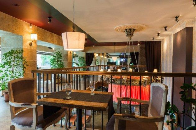 Ресторан Henry