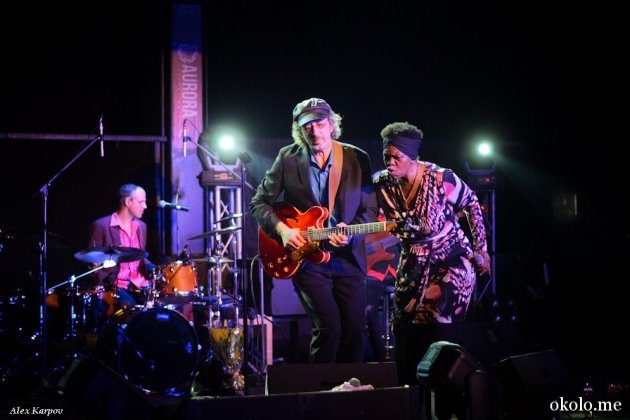 Концерт коллектива «Club des Belugas»