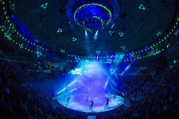 Шоу «UFO. Цирк с другой планеты»