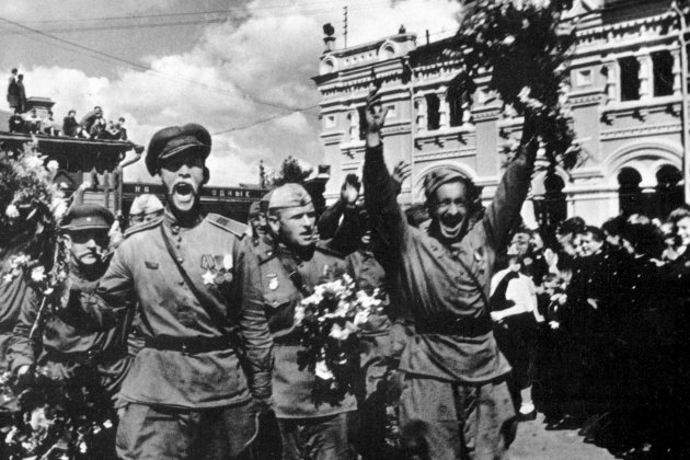 Улица в честь 70-летия Победы появится в Петербурге