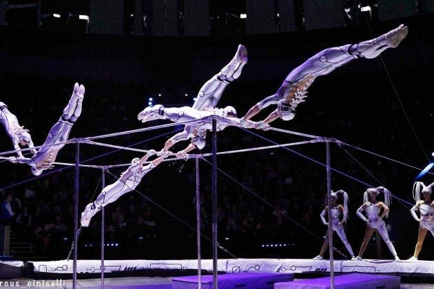Цирковое представление «ЦиркUS 2.0»