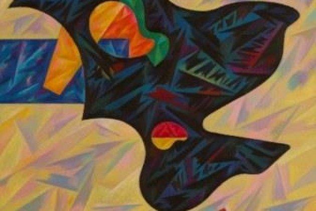 Выставка Владимира Видермана «Абстрактный символизм»