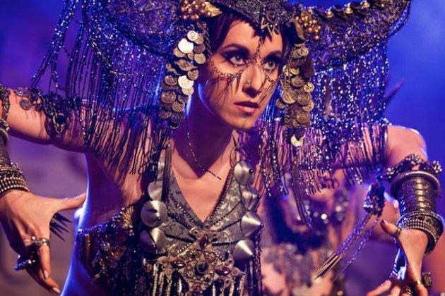 Гала-концерт Фестиваля Tribal Blossom