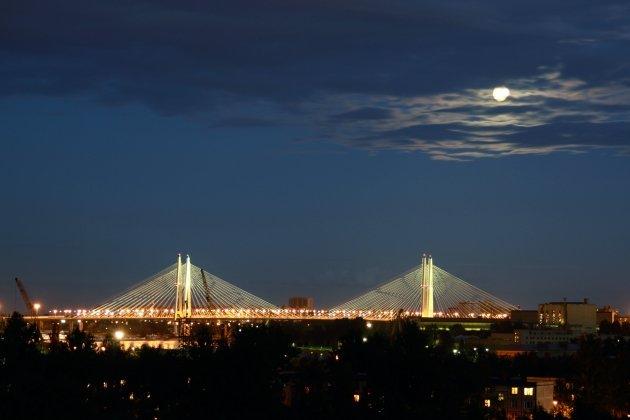 Вантовый (Большой Обуховский) мост