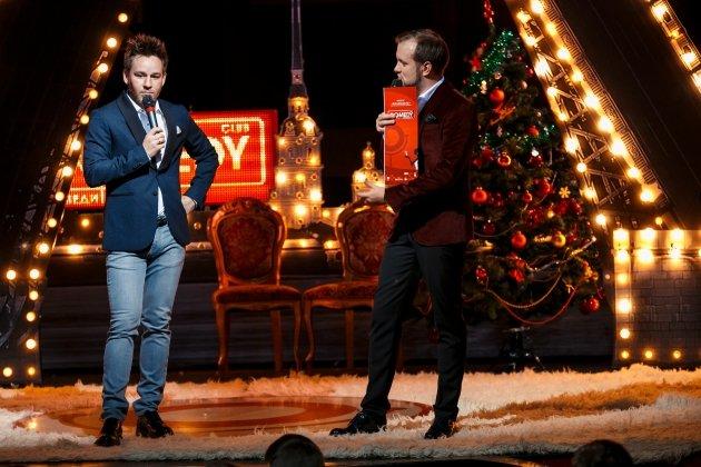 Большая вечеринка Comedy Club Saint-Petersburg.
