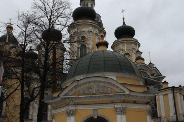 Владимирский собор в Санкт Петербурге адрес